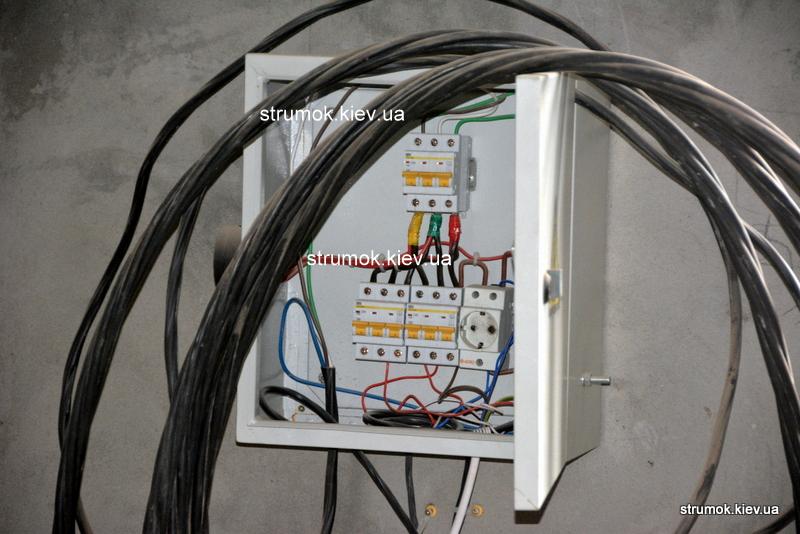 как проложить электропроводку