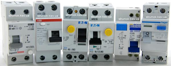 Купить автоматические выключатели Аско УкрЕм в Киеве