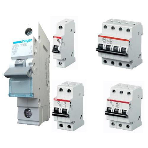 Узо и автоматические выключатели